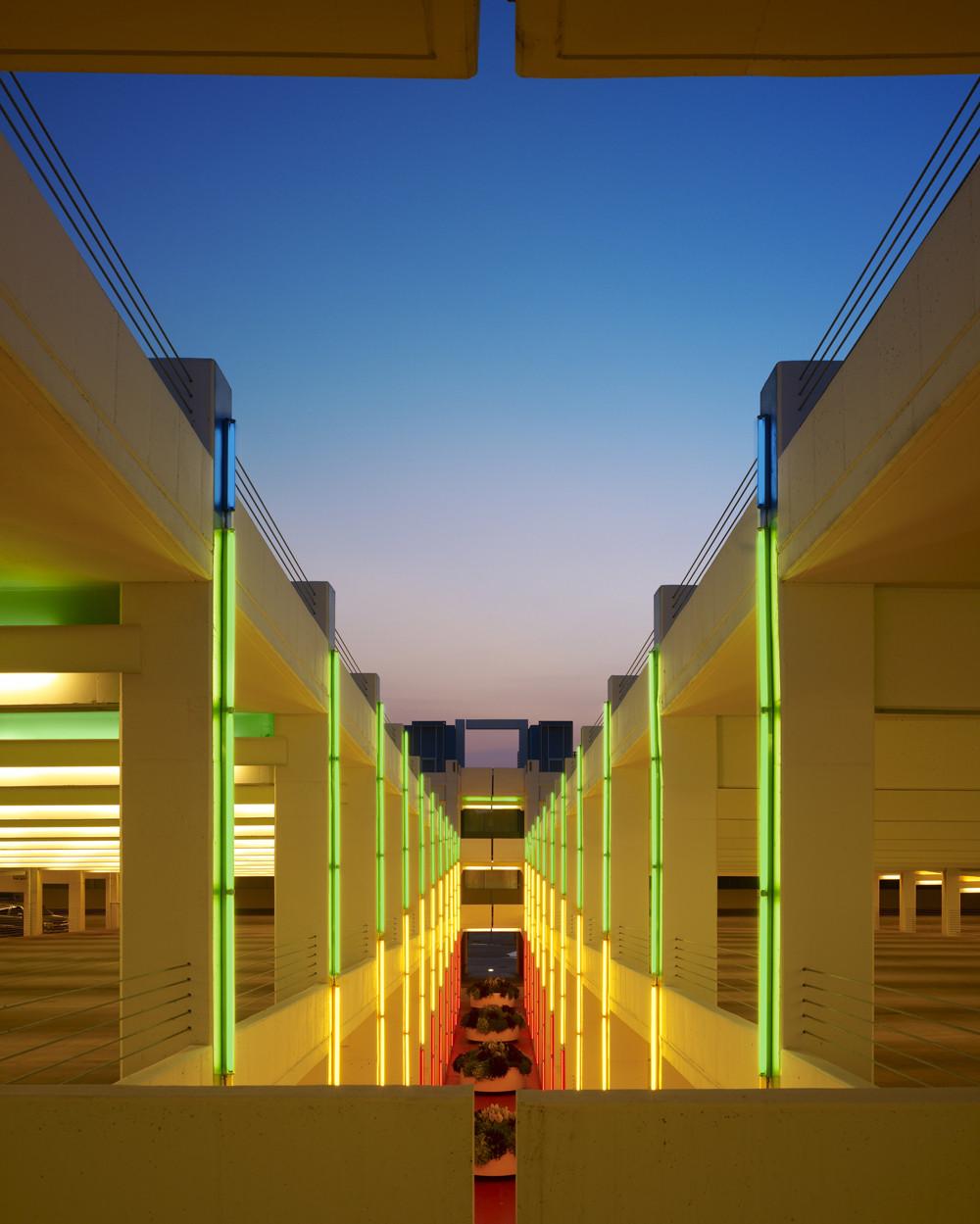 Gallery Of Car Park One Elliott Associates Architects 10