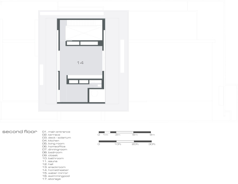 Gallery of mirindaba house marcio kogan 27 for Marcio kogan plans