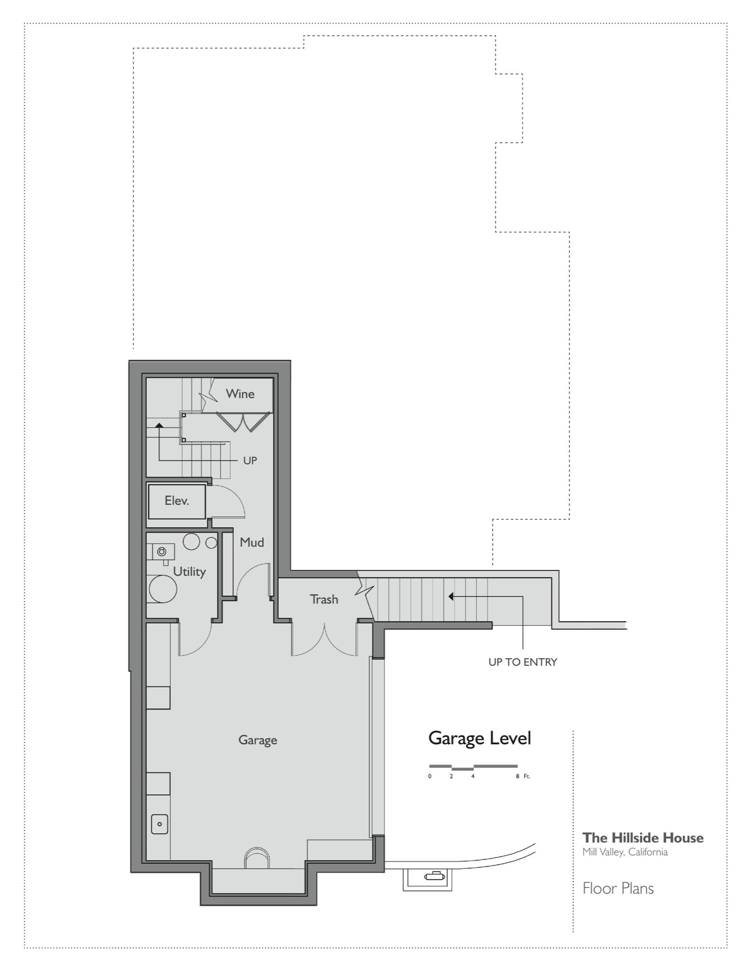 gallery of hillside house sb architects 16