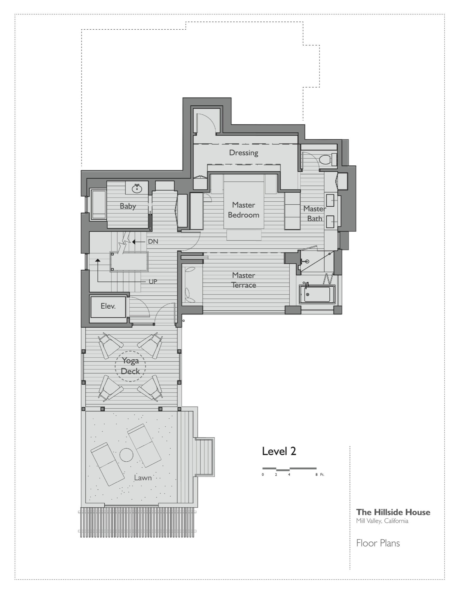 Gallery Of Hillside House Sb Architects 18