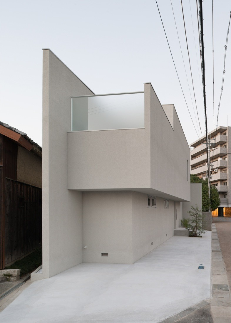 House of Reticence / FORM | Kouichi Kimura, © Takumi Ota