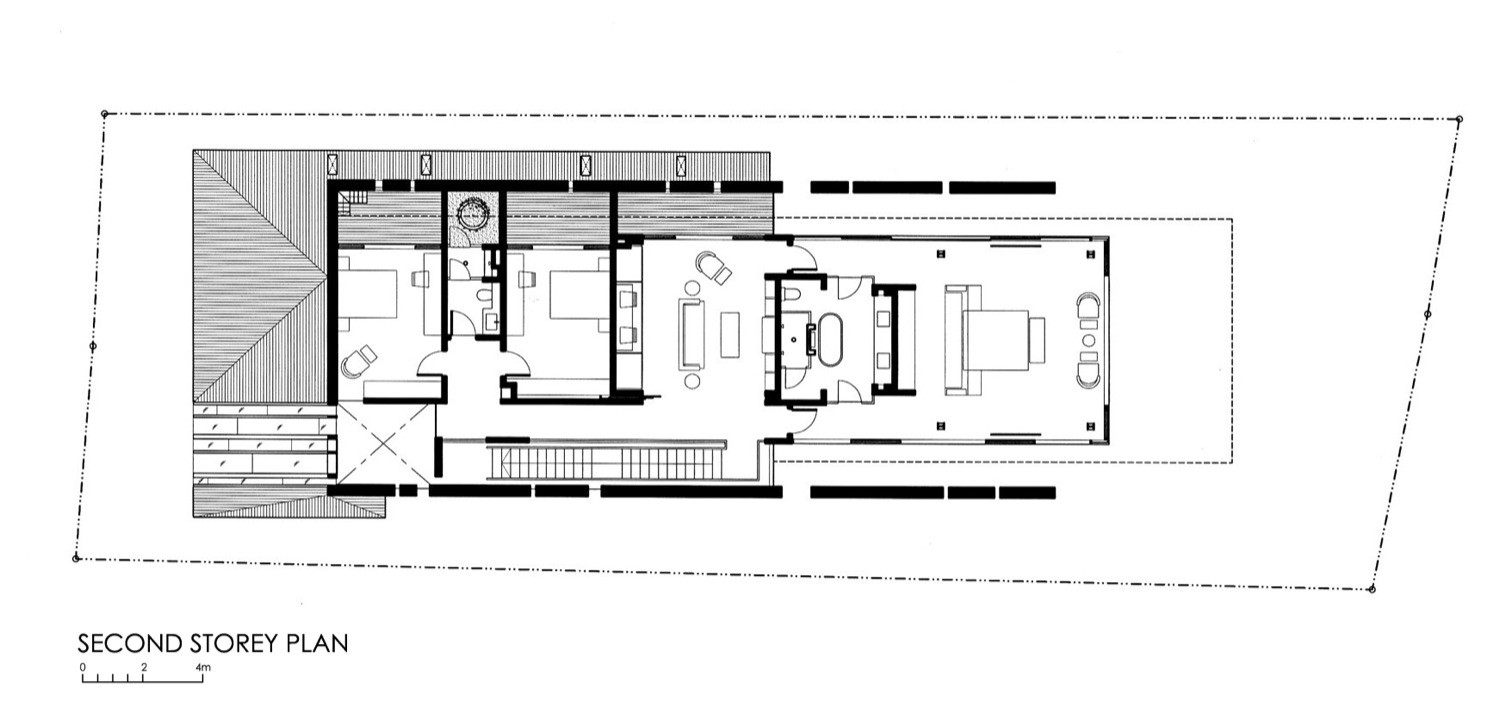 Gallery Of Sun Cap House Wallflower Architecture