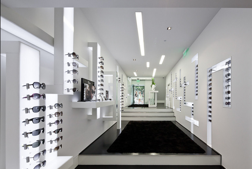 Gallery Of Optical Store In Lisbon Jorge Sousa Santos 12