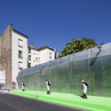 New Bridge in Choisy / Jacques Ferrier Architectures