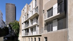 Social Housing in Paris / Frédéric Schlachet Architecte