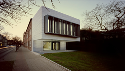 Kaldewei Entrance Pavilion and Reception Rooms / Bolles + Wilson