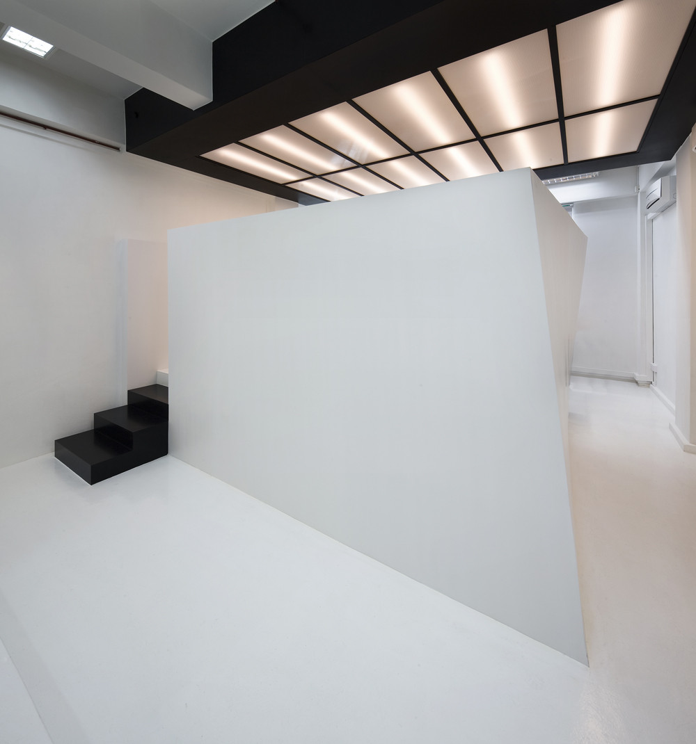 Thin Office / Studio SKLIM, © Jeremy San