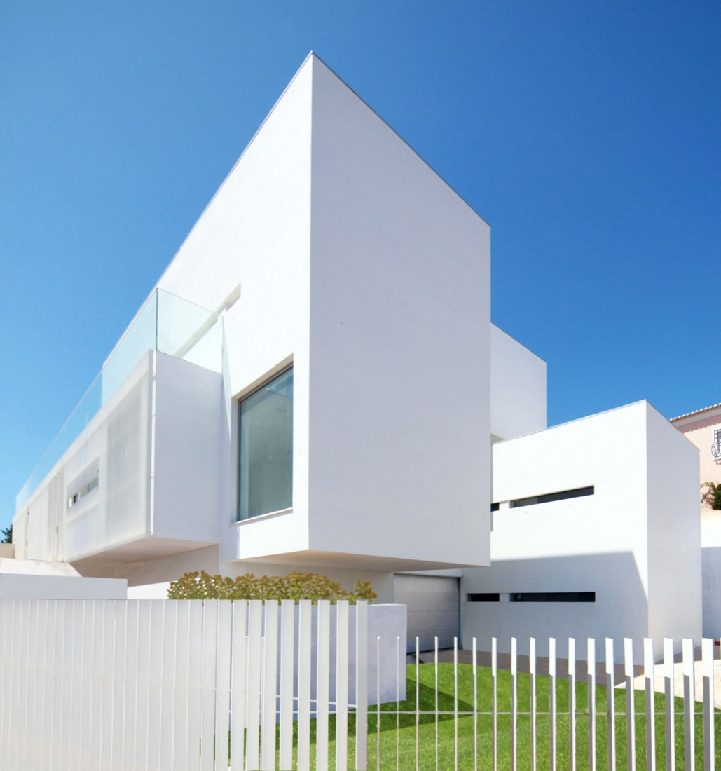 House in Paço de Arcos / Jorge Mealha, Courtesy of Jorge Mealha