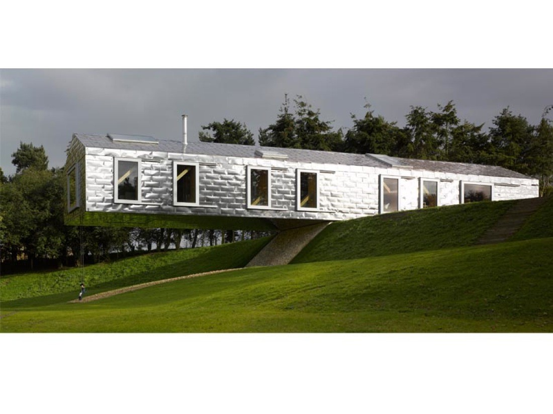 Gallery Of Balancing Barn Mvrdv 3