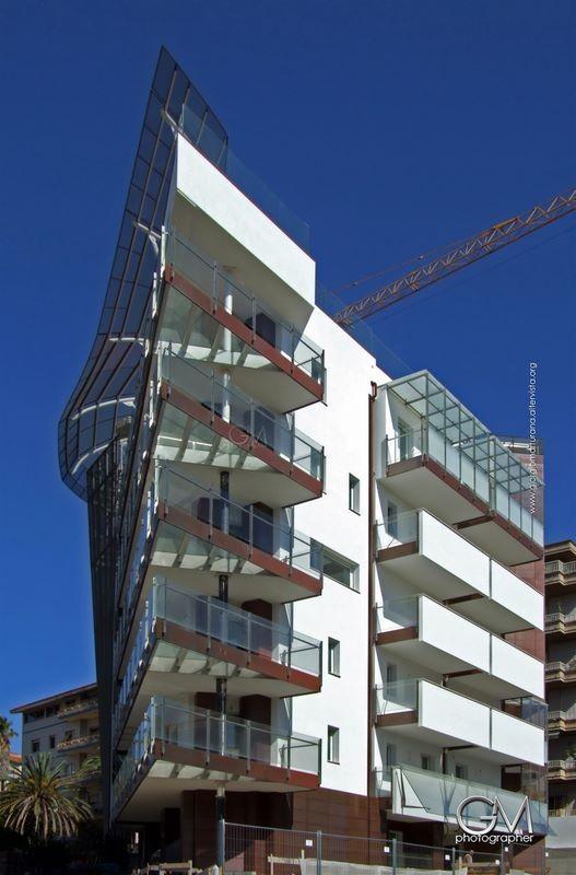 Residential Building in Cagliari / Dante O. Benini & Partners Architects, © Giorgio Marturana