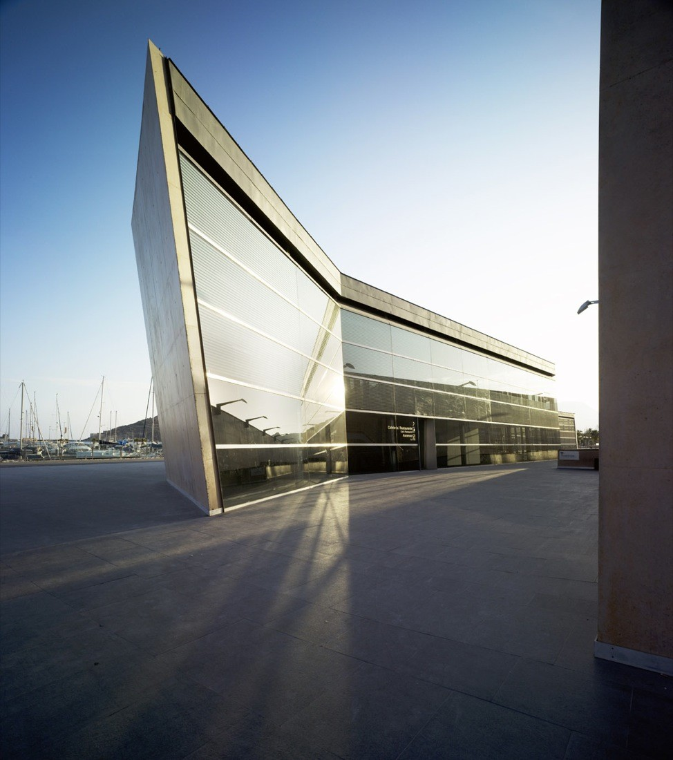 National Museum of Underwater Archaeology / Estudio Vazquez Consuegra  ArchD...