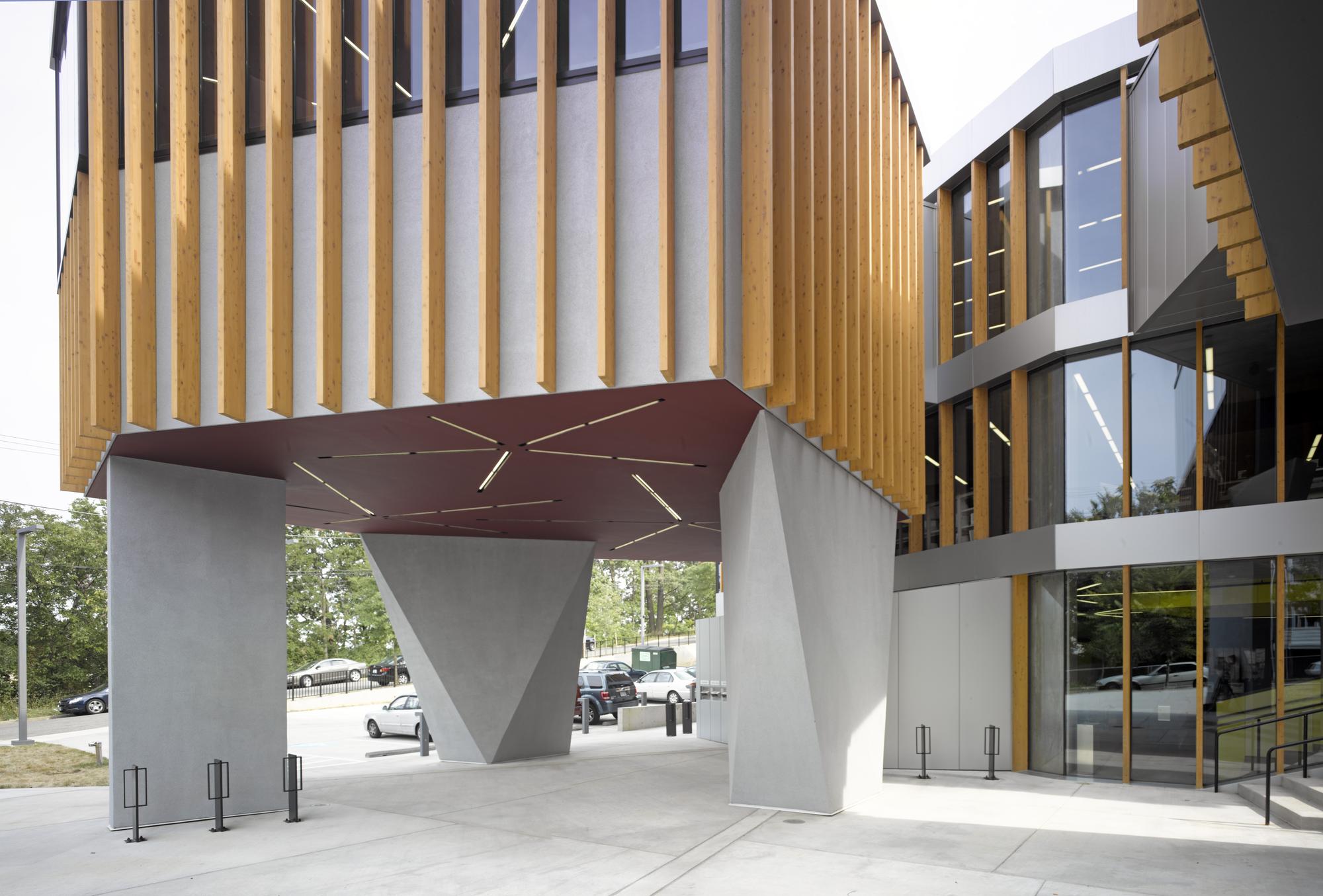 Bellevue Library / Adjaye Associates