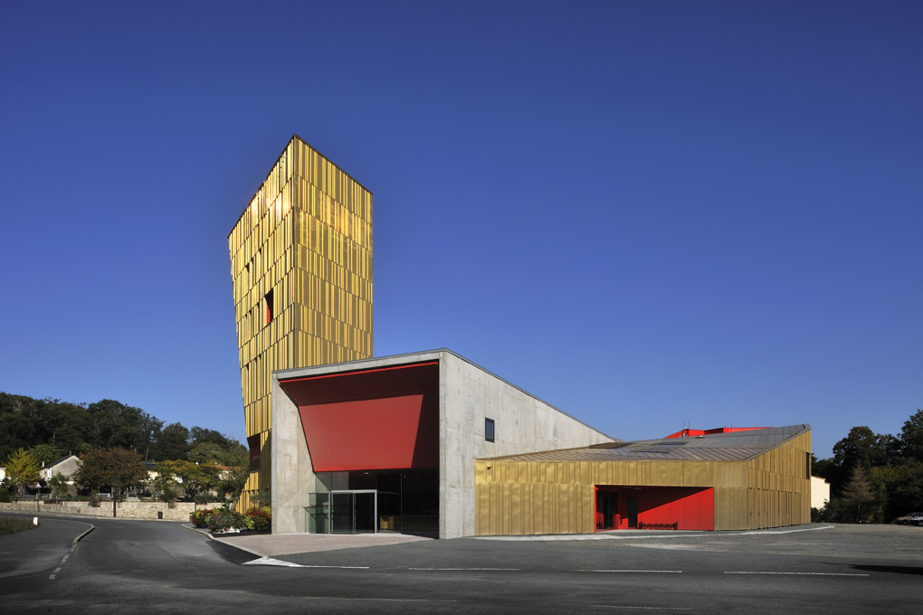 Tour des Arts / Forma 6 Architects, © Patrick Miara