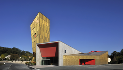 Tour des Arts / Forma 6 Architects
