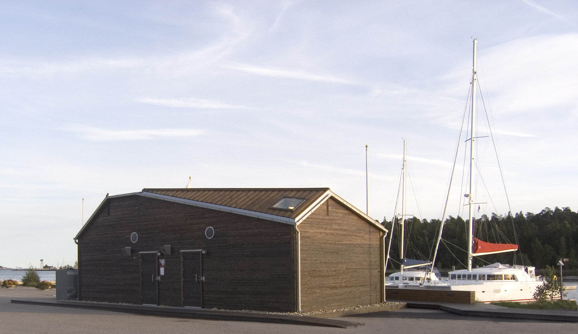 Oxelösund Marina / YAJ Arkitekter, Courtesy of  yaj architects