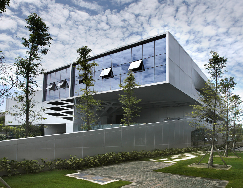 Zhixin Hybrid Office Building / P-A-T-T-E-R-N-S, Courtesy of  p-a-t-t-e-r-n-s