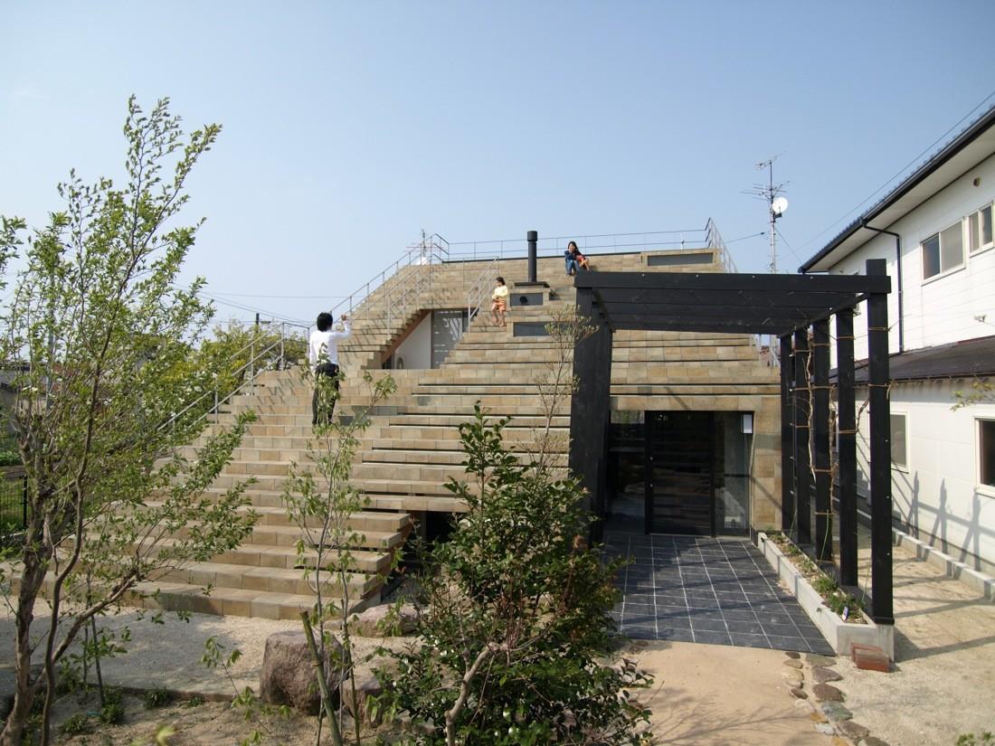 Stair House / y+Mdo, Courtesy of  y+mdo