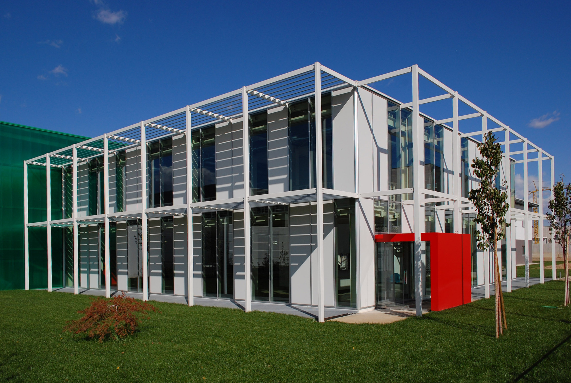 Edificio 035 / Lab255, © Gian Marco Finazzi