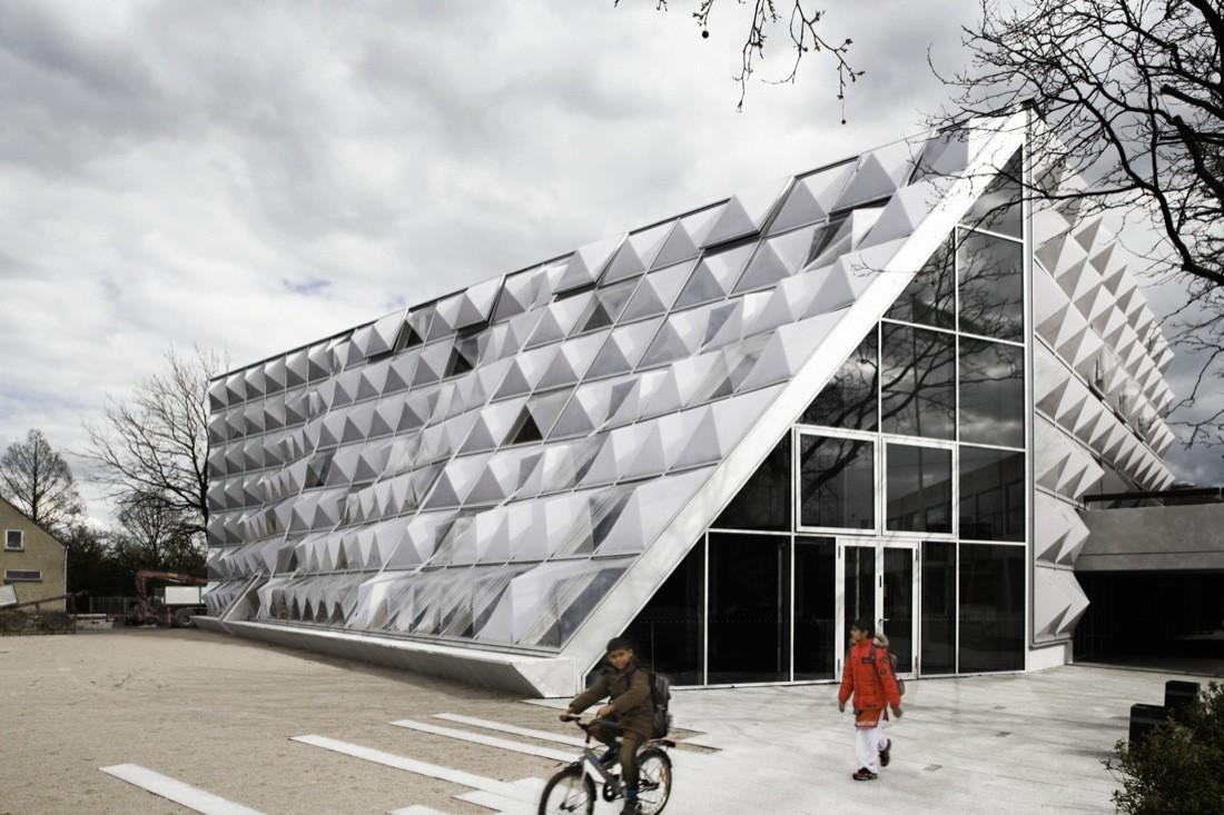 Taastrup Theater / COBE, © Stamers Kontor