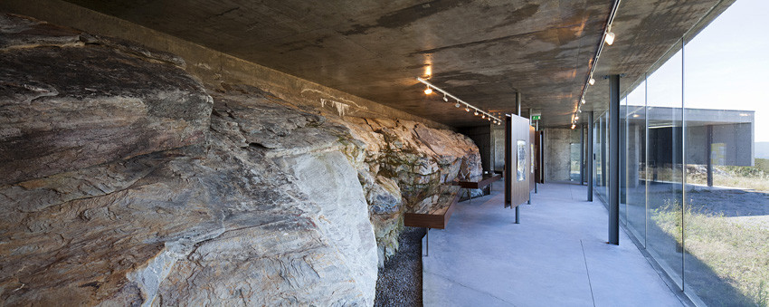 Archeological Interpretation Center / Norvia-Consultores de Engenharia SA, © Nelson Garrido