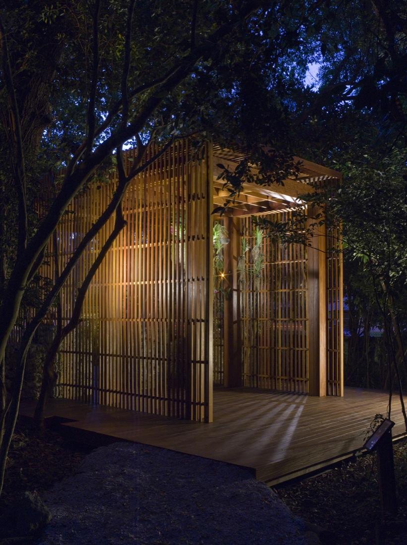 Simpson Park Hammock Pavilion / Oppenheim Architecture + Design, © Ken Hayden