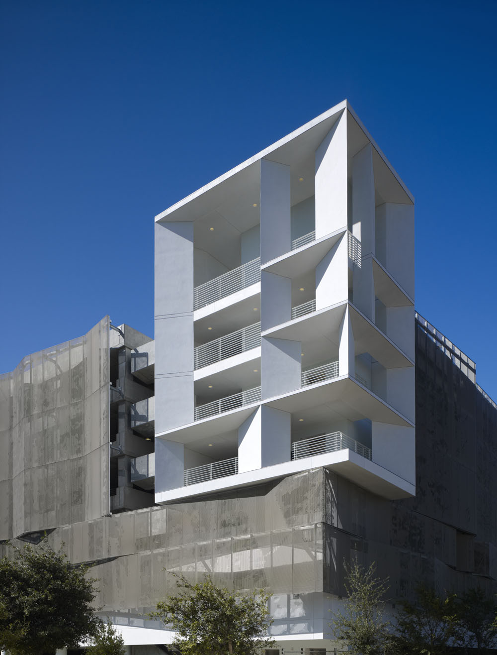 Mission Bay Block 27 Parking Structure / WRNS Studio, © Tim Griffith Photography
