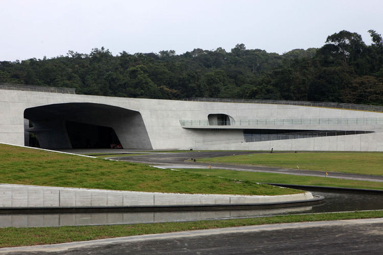 Hsiangshan Visitor Center / Norihiko Dan and Associates, © Enta Yang
