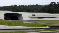 Hsiangshan Visitor Center / Norihiko Dan and Associates
