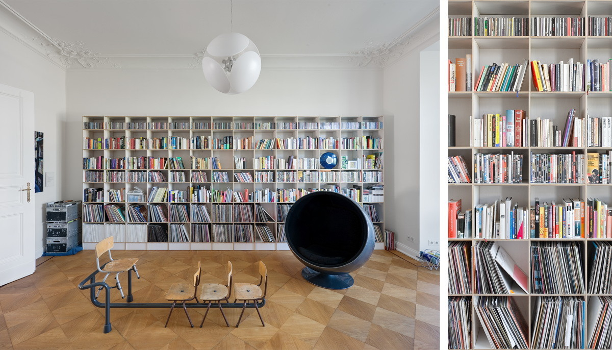 Wilhelminian Apartment / BERLINRODEO