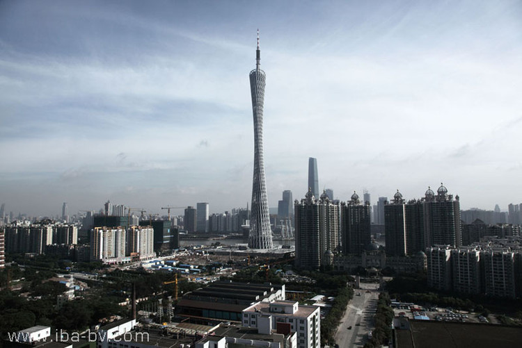 Canton Tower / Information Based Architecture, Courtesy of Information Based Architecture