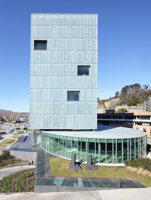 Zaisa Tower / Hoz Fontan Arquitectos, © Jose Hevia