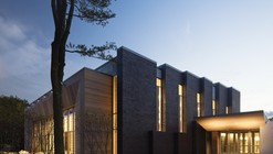 Westchester Reform Temple / Rogers Marvel Architects