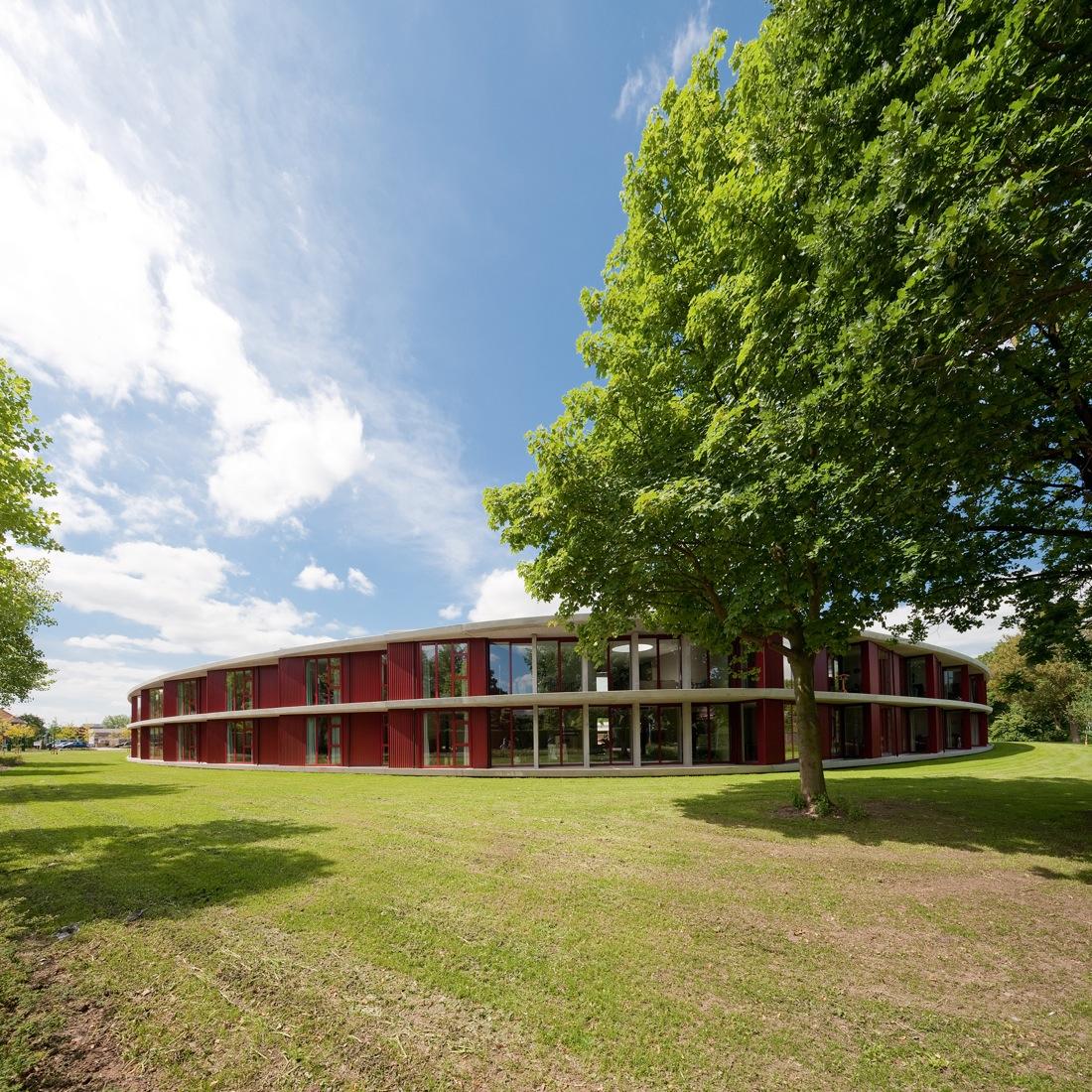 De Ronding / OIII Architecten, © Thea van den Heuvel