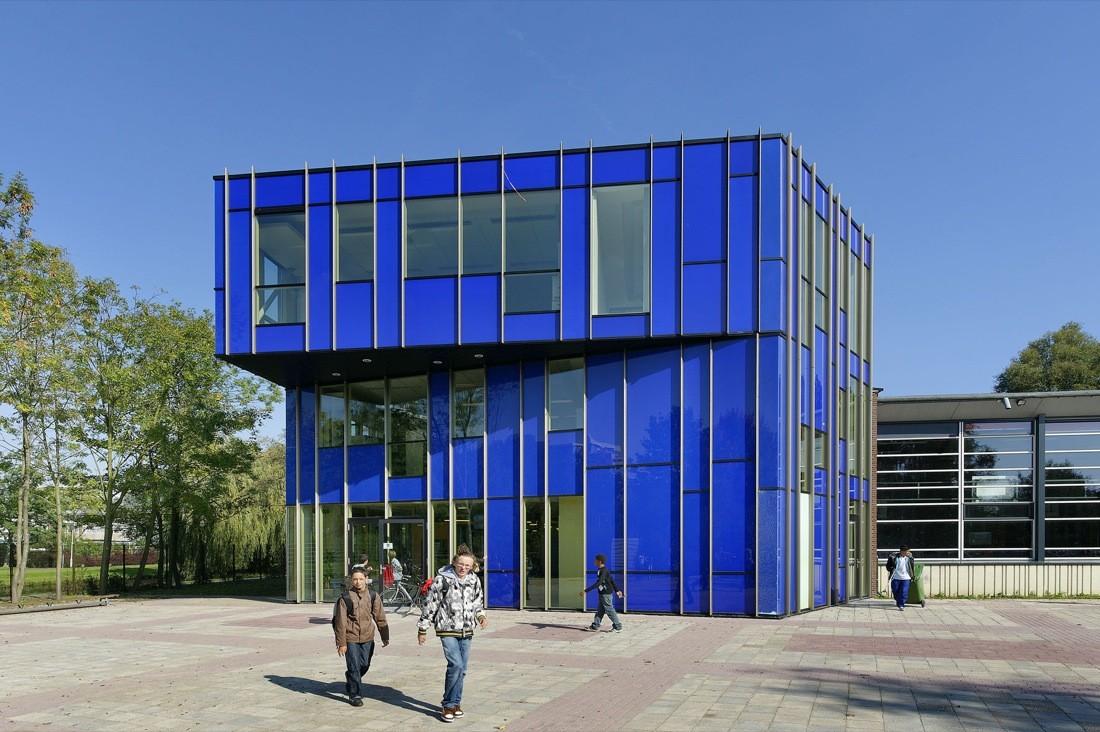 Melanchthon College Schiebroek / OIII Architecten, © Rob 't Hart