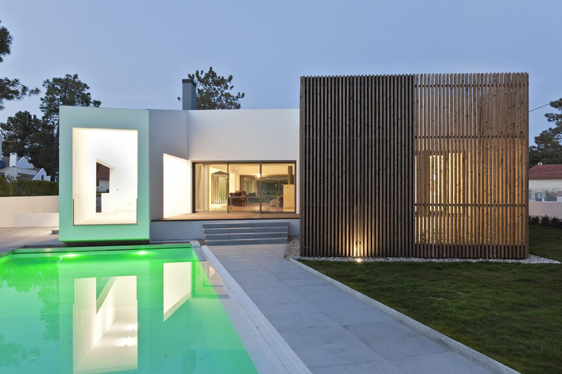 House In Vale Bem / espaço a3, © José Miguel Figueiredo