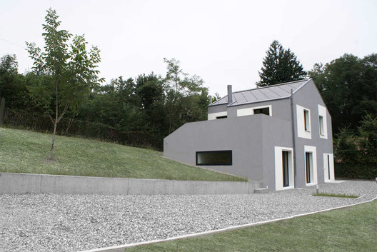 Villa m dlv architectes associ s archdaily for Wb architectes associes sarl