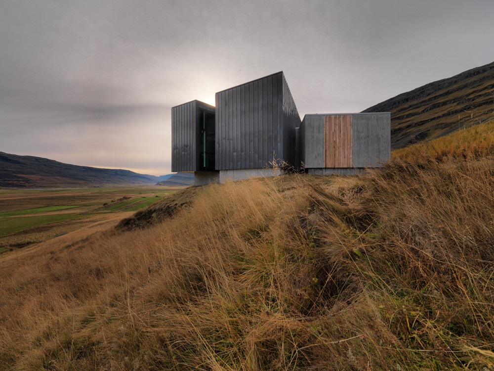 Snaefellsstofa Visitor Center / ARKÍS architects, © Sigurgeir Sigurjónsson
