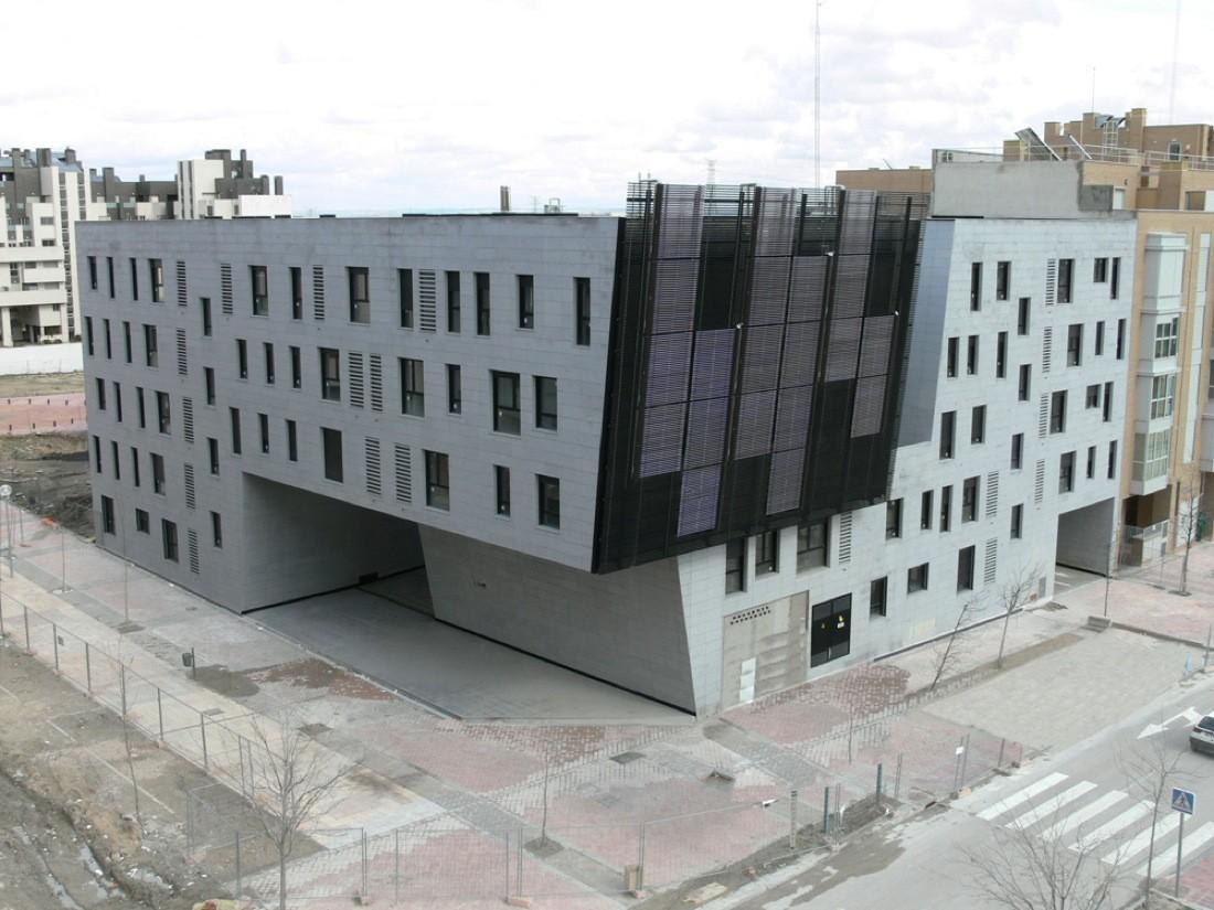 Vallecas 48 / Auriens Arquitectura, © Chirstine Barbs