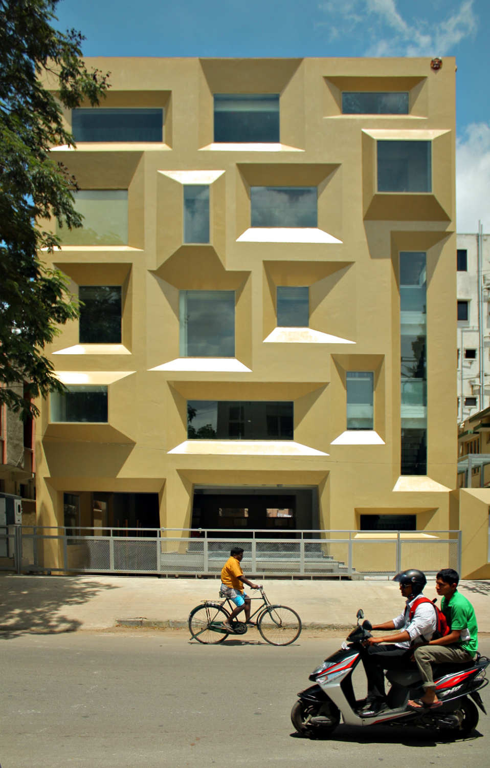 Jewel Box In Bangalore / SDeG, Courtesy of SDeG