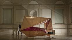 Portable Spiral of History / Bernardo Rodrigues Arquitecto
