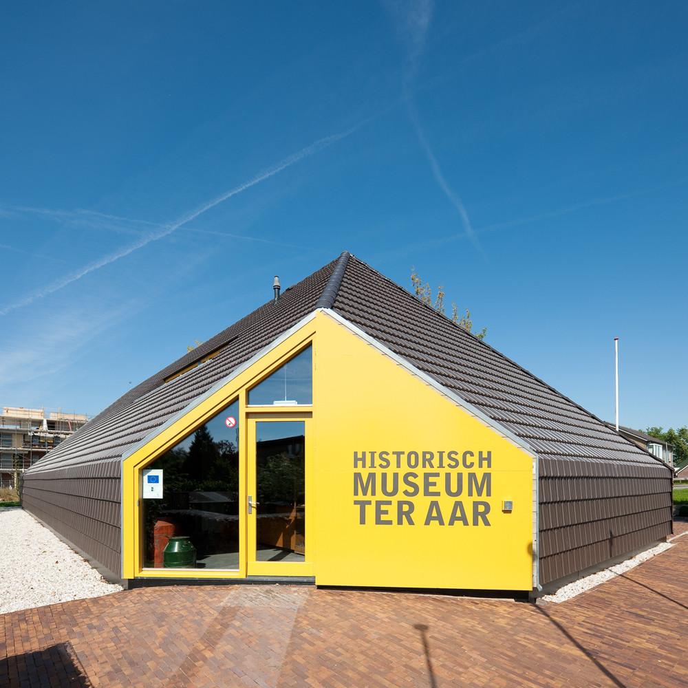 Museum Ter Aar / Drost + van Veen architecten, © Jan de Vries