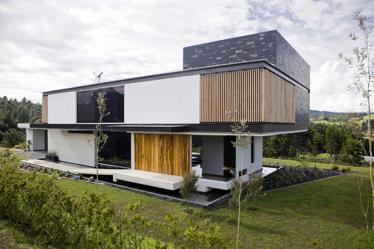 Casa las Palmas / Carlos Eduardo Molina Londoño Architect, © Carlos Tobon
