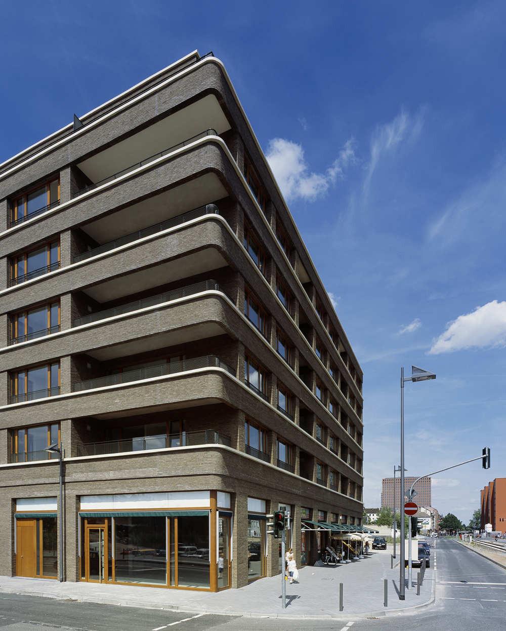 gallery of westgarten stefan forster architekten 7. Black Bedroom Furniture Sets. Home Design Ideas