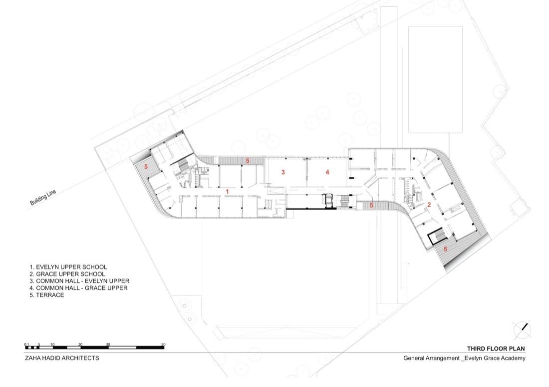 Gallery Of Evelyn Grace Academy Zaha Hadid Architects 43