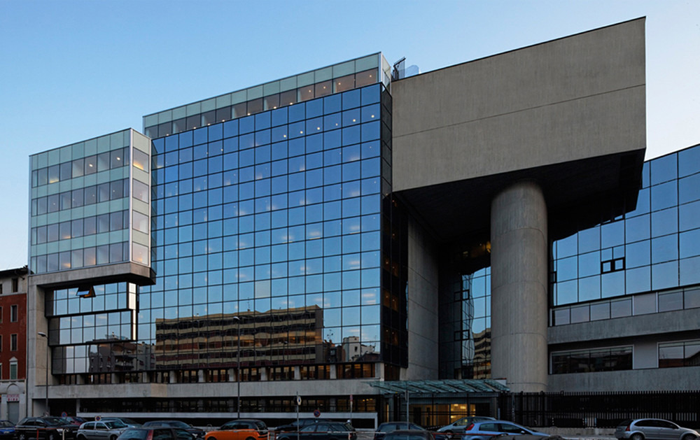 Data Center In Milan / AMA – Albera Monti & Associati, © Beppe Raso