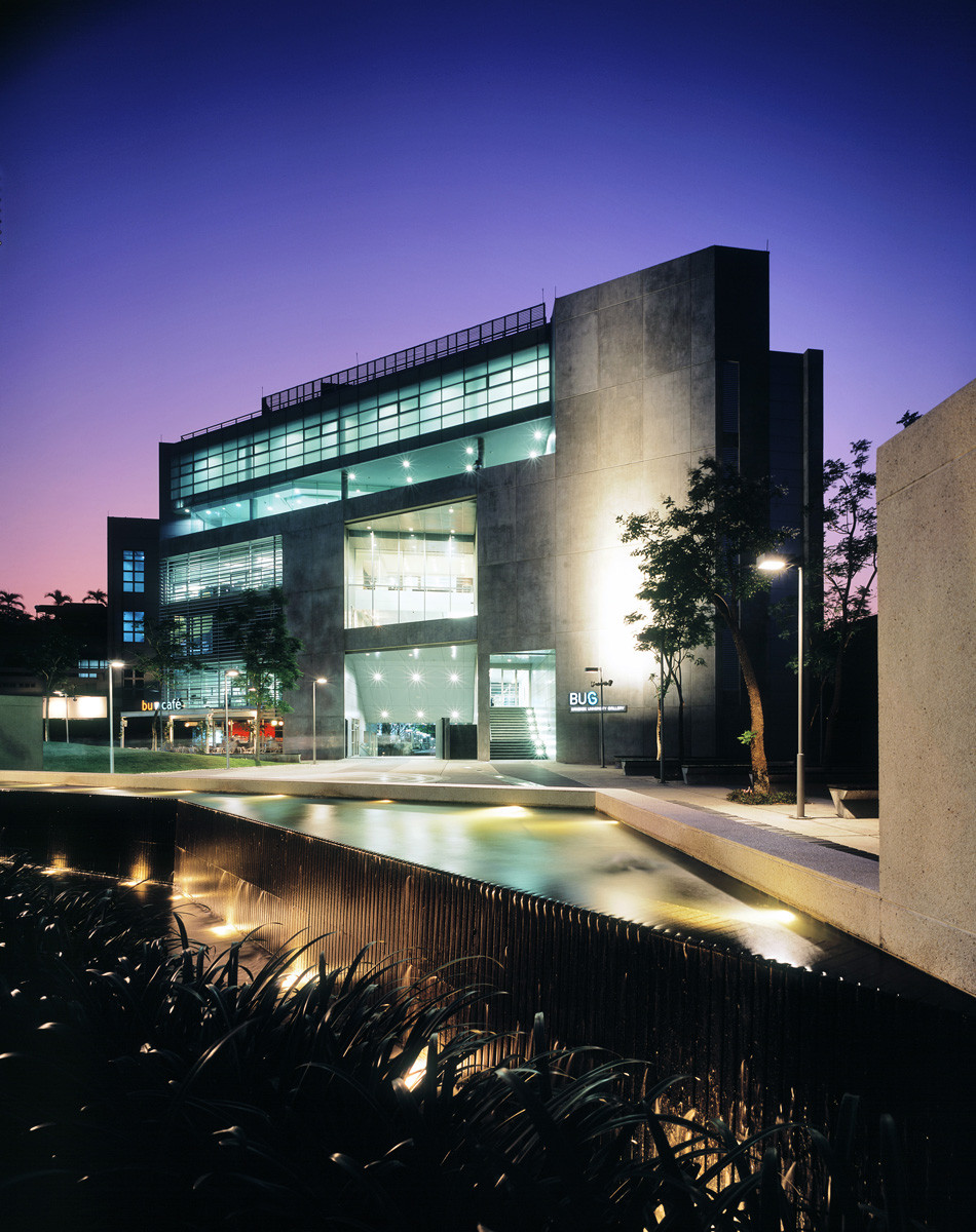 Gallery of Bangkok University International College and ...