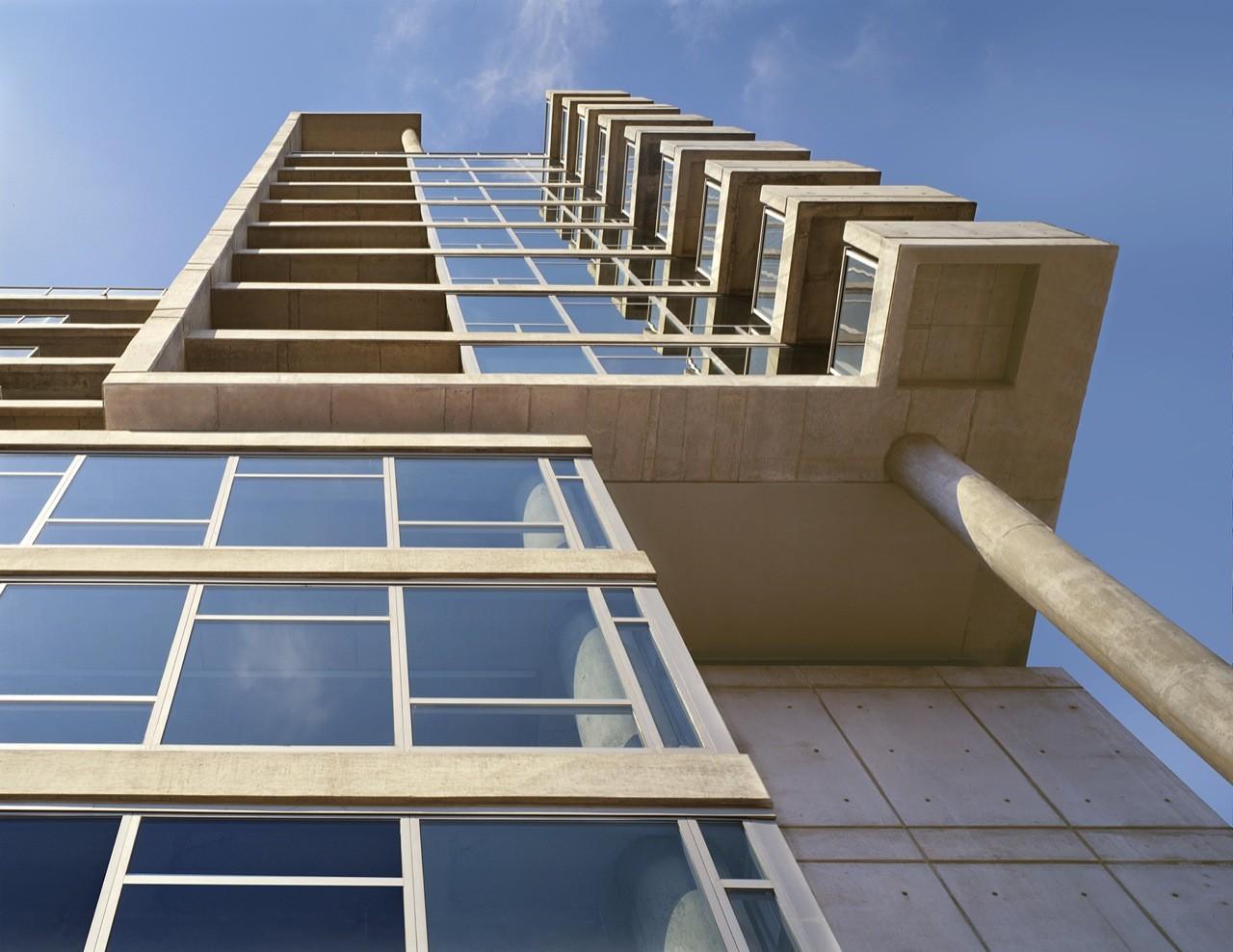Gallery of contemporaine perkins will 4 for Architecture contemporaine