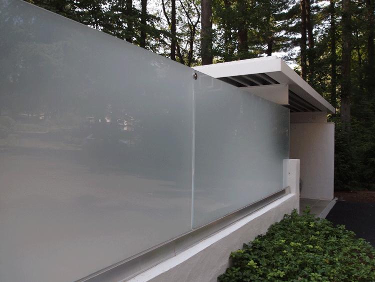 Firestone Pavilion / Newick Architects, Courtesy of  craig newick