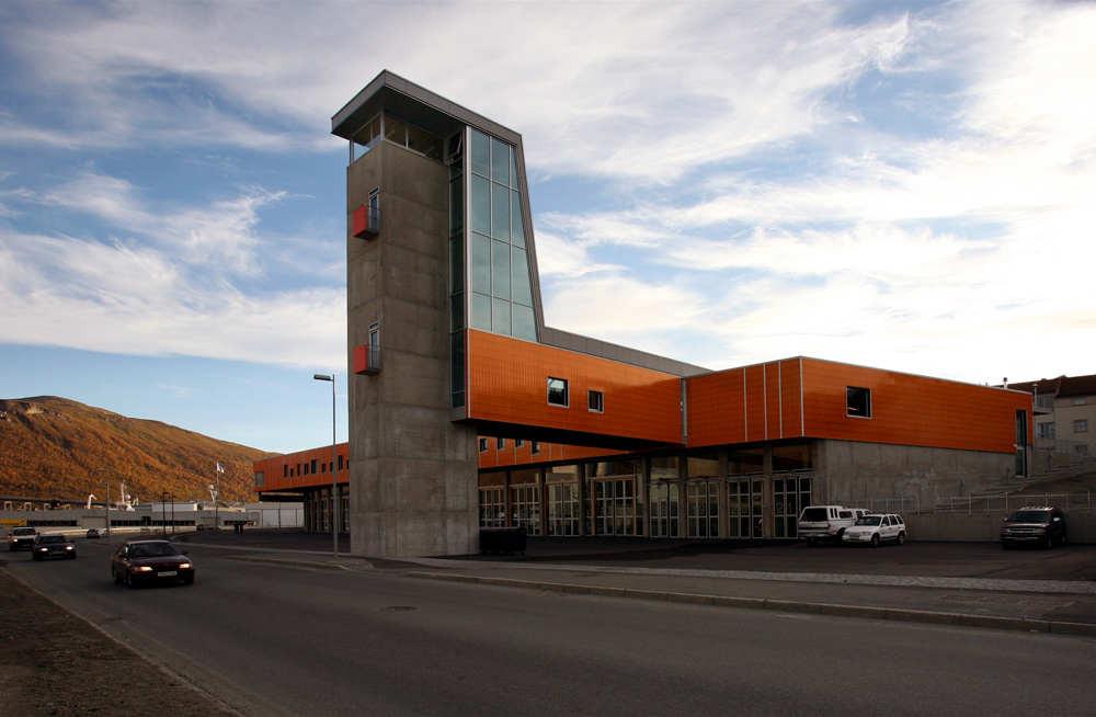 Tromsø Firestation / Stein Halvorsen Arkitekter, © Bent Raanes