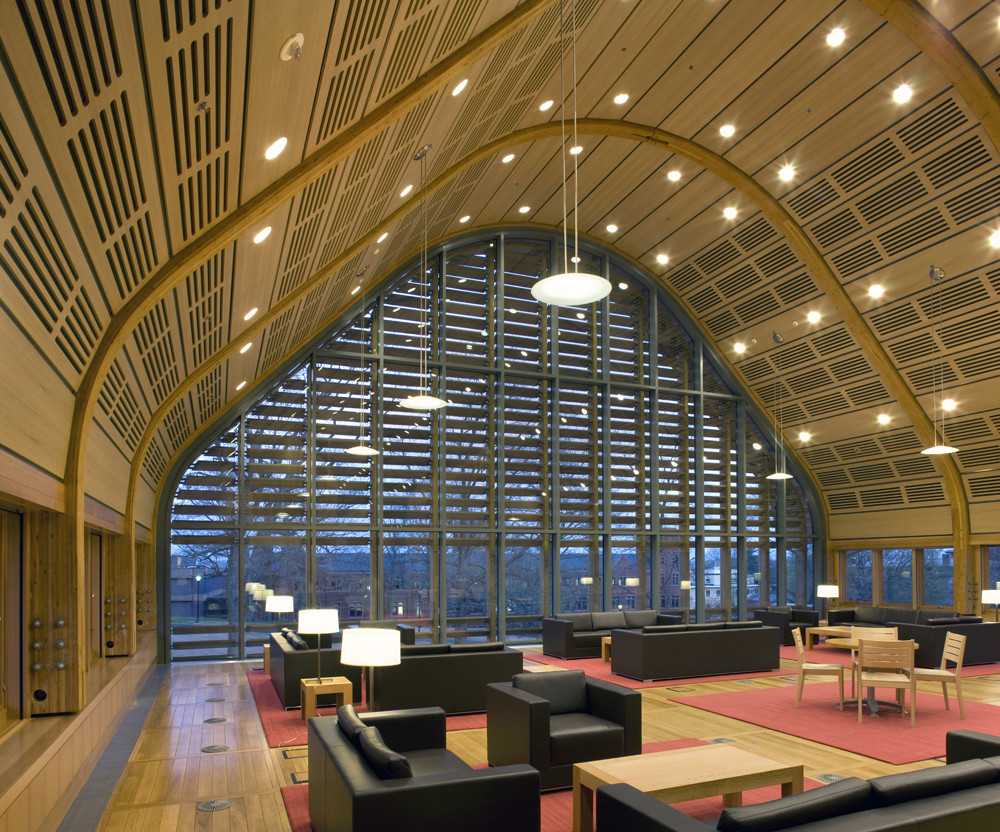 Gallery Of Kroon Hall Yale University Hopkins Architects